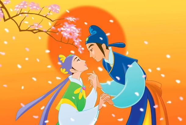 盘点世界最著名的十大爱情故事 同性之爱上榜,梁祝排第七