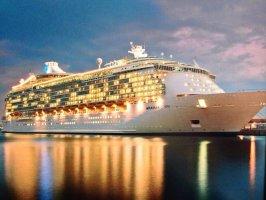 全球最繁忙的邮轮港口排行榜迈尔密港第一上海港排第六