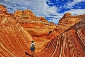 全球十大鬼斧神工自然地质奇观赤水丹霞居然排第二第一在美国
