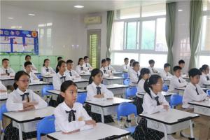 榆林市公立小学排名榜榆林市星元小学上榜第一教育典范