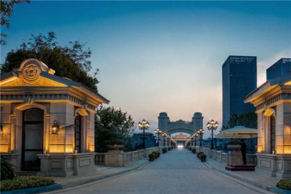 天津最好的小区前十名海逸王墅上榜美墅金岛第一