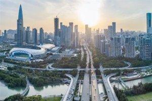 广东十大强区排行榜:罗湖区上榜,第二交通十分便利