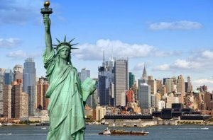 """美国十大城市排名纽约第一,第六是""""硅谷""""所在地"""