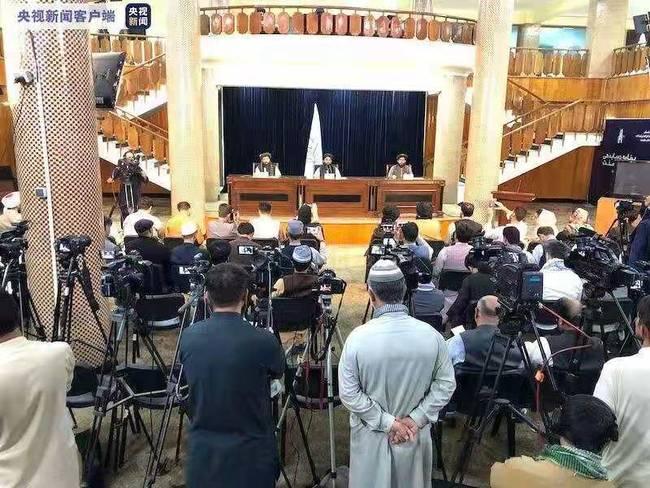 阿富汗塔利班发言人:强烈谴责美国在阿非法袭击