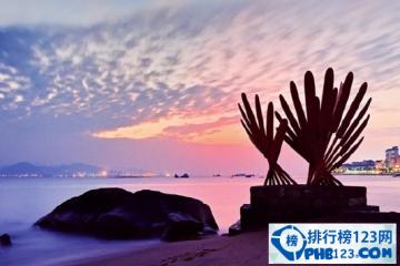 2015福建热门旅游城市排名