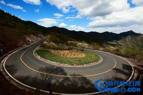 2014年北京十大最美乡村路